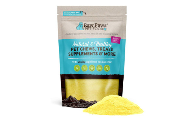 Raw Paws Pet Organic Pure Pumpkin Powder for Cats
