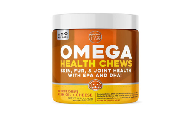Ready Pet Go! Omega 3 for Dogs