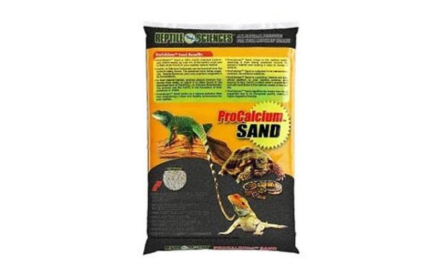 Reptile Sciences Terrarium Sand for Leopard Gecko