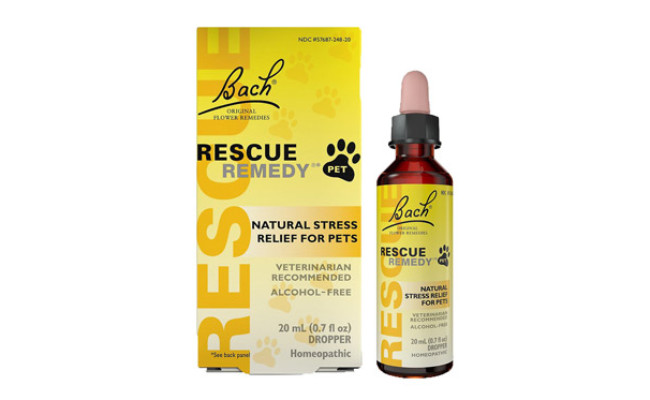 Rescue Remedy Stress Relief Pet Supplement