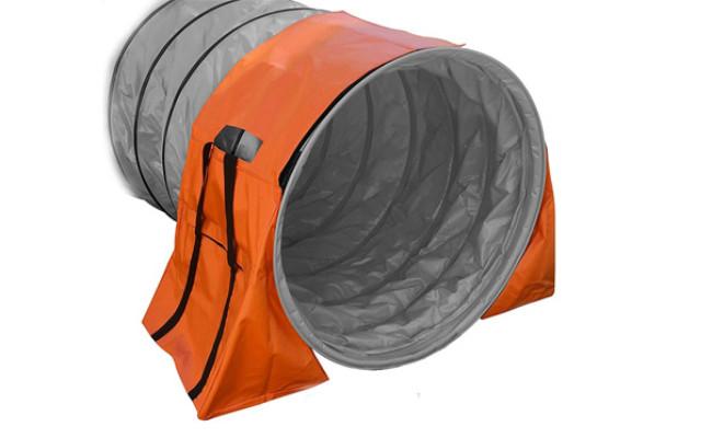 Agility Tunnel Bag Holder