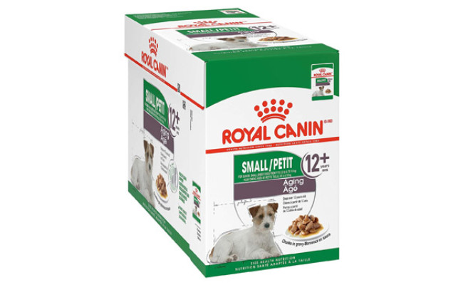Royal Canin Small Breed Chunks in Gravy Pouch Dog Food
