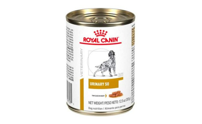 Royal Canin Veterinary Diet Urinary SO Canned Dog Food