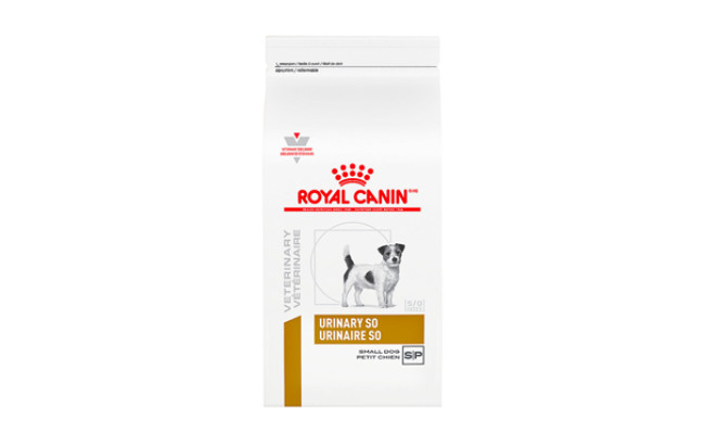 Royal Canin Veterinary Diet Urinary SO Small Breed Dry Dog Food