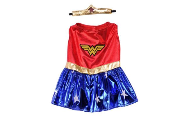 Rubie's DC Wonder Woman Dog Costume