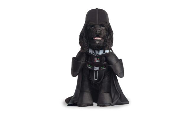 Rubie's Darth Vader Pet Costume