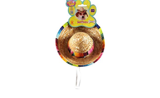 Rubies Sombrero Dog Hat