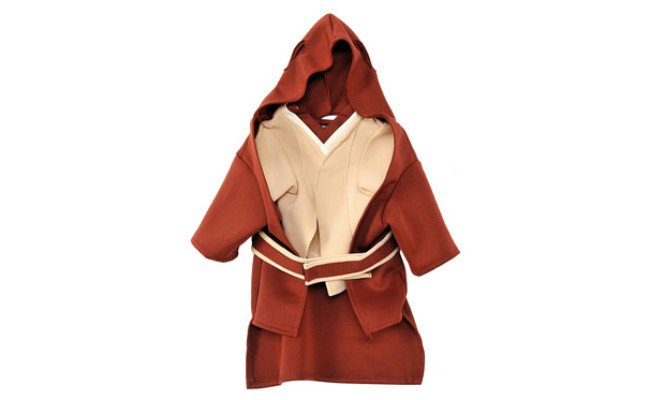 Rubie's Star Wars Classic Jedi Robe Dog Costume