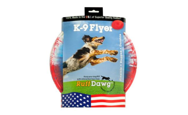 Ruff Dawg Dog Frisbee Toy