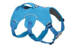 Ruffwear – Web Master Secure, Reflective, Multi-Use Harness for Dogs