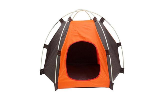 Ruixiang Pet Teepee Dog Tent