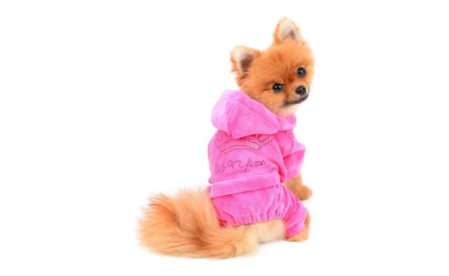 SELMAI Dog Hoodies Jumpsuit for Small Dog