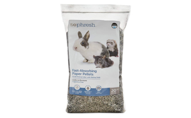 SO PHRESH Paper Pellet Small Animal Litter