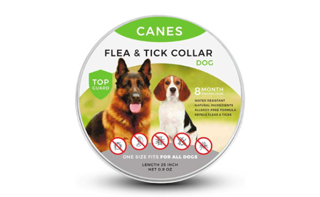 SOBAKEN Flea and Tick Prevention for Dogs