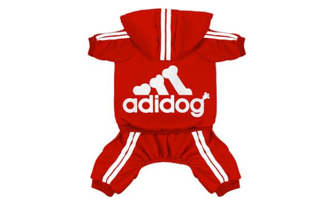 Scheppend Original Adidog Pet Dog Hoodie