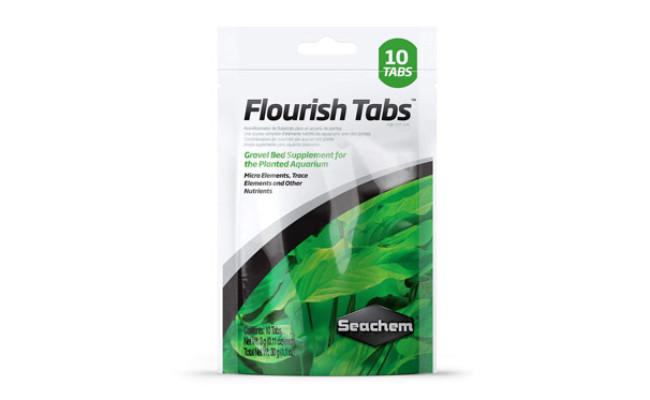 Seachem Flourish Tabs 10 Count