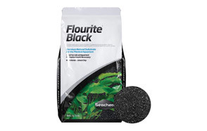 Seachem Flourite Black Clay Gravel