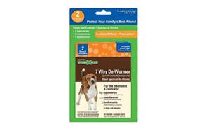Sentry Pet Care Dog Dewormer