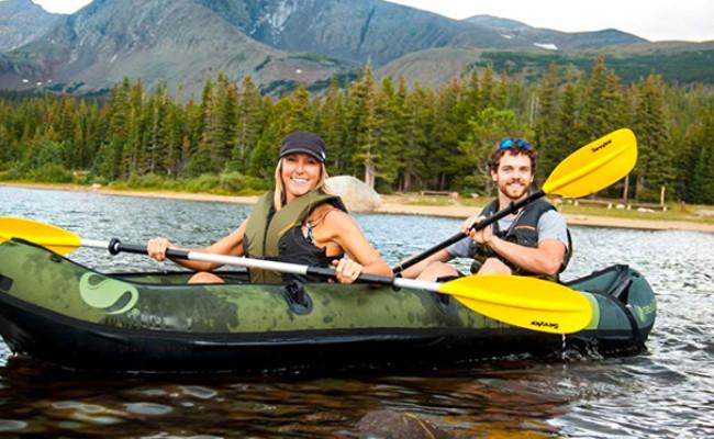 Sevylor Coleman Colorado Kayak for Dogs