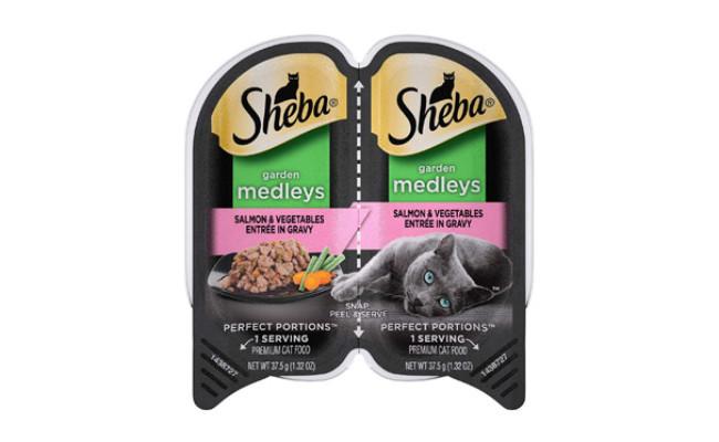 Sheba Garden Medleys Cat Food
