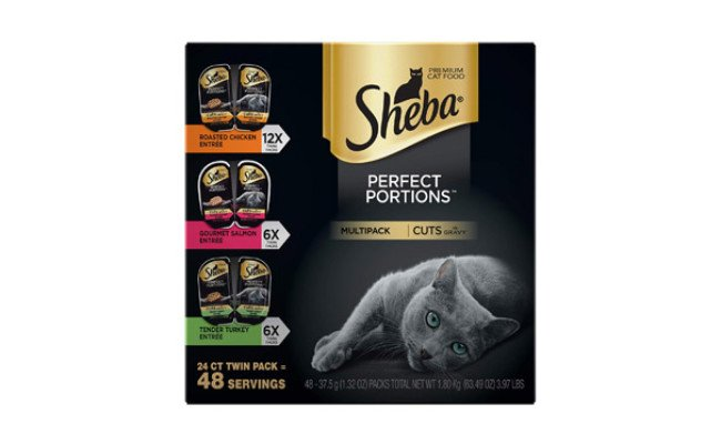 Sheba Perfect Portions Wet Cat Food