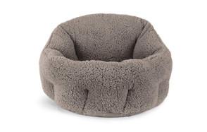 Sheri OrthoComfort Cuddler Cat Bed