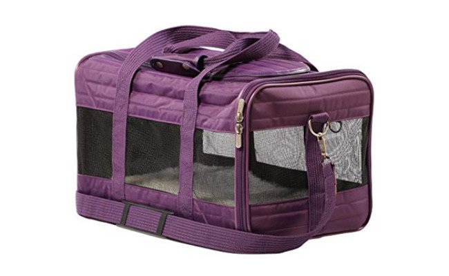 Sherpa Deluxe Carrier for Cats