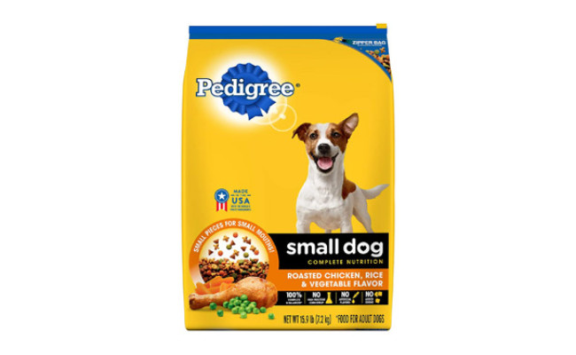 Small Breed Adult Dry Dog Food