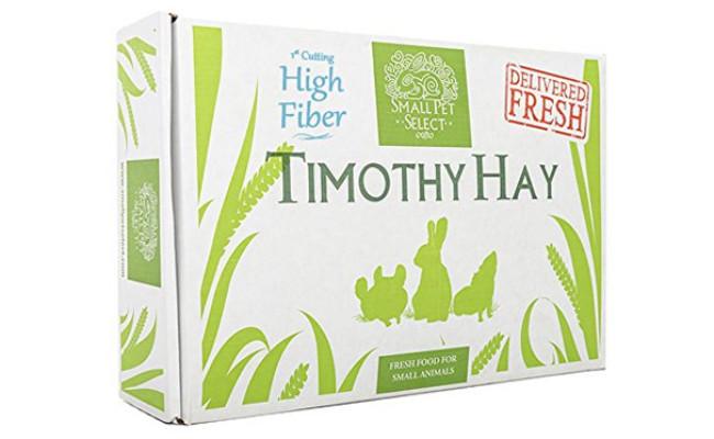 Small Pet Timothy Hay Pet Food