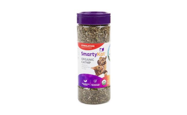 SmartyKat Certified Organic Catnip