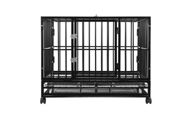 SmithBuilt Heavy Duty Dog Crate Cage