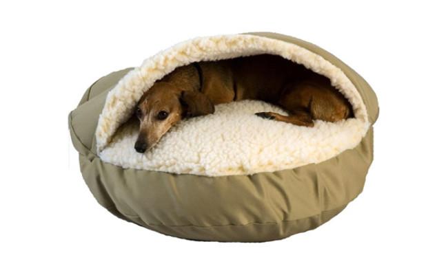 Snoozer Cozy Cave Pet Bed