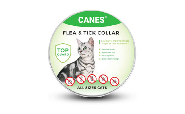 Sobaken Flea and Tick Prevention for Cats