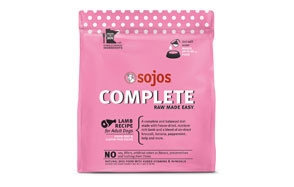 Sojos Complete Lamb Recipe Dog Food