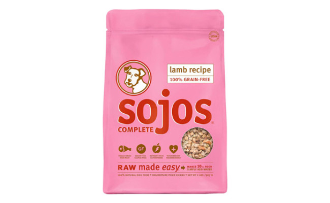 Sojos Complete Natural Grain Free Dehydrated Dog Food
