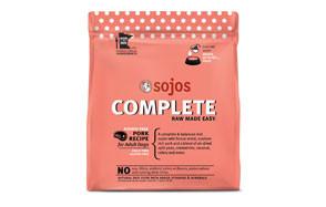 Sojos Complete Pork Recipe Dog Food