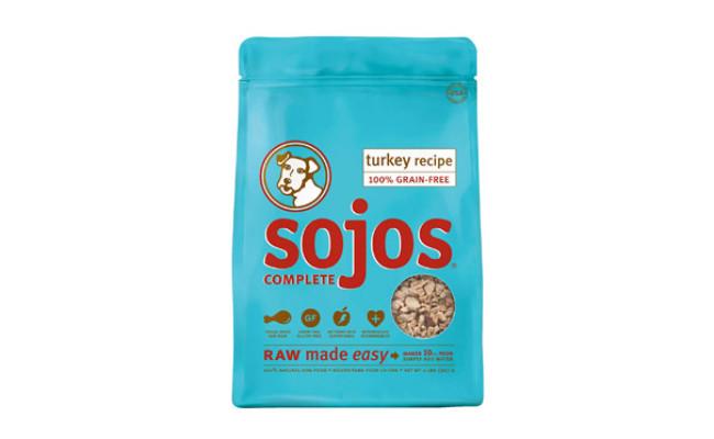 Sojos Natural Pet Food Freeze Dried Mix