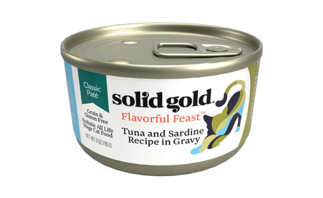 Solid Gold Flavorful Feast Wet Cat Food