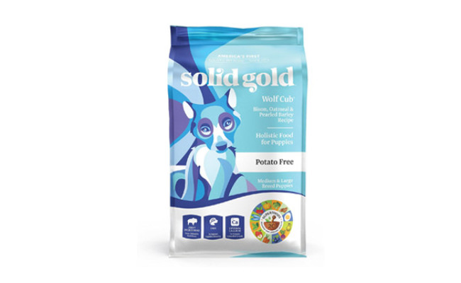 Solid Gold Natural Large Breed Puppy Food