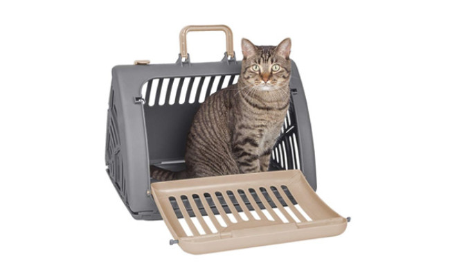SportPet Designs Foldable Travel Carrier for Cats