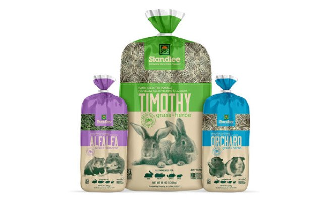 Standlee Premium Western Forage Timothy Grass - 3 bags