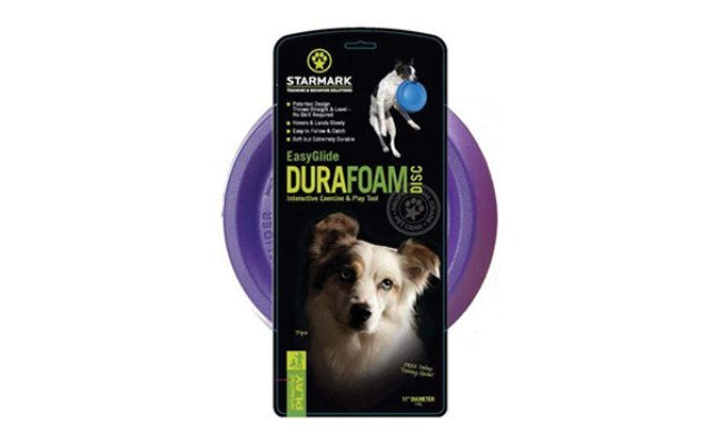 StarMark Frisbee for Dogs