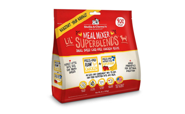 Stella & Chewy's Dried Meal Mix for Dogs