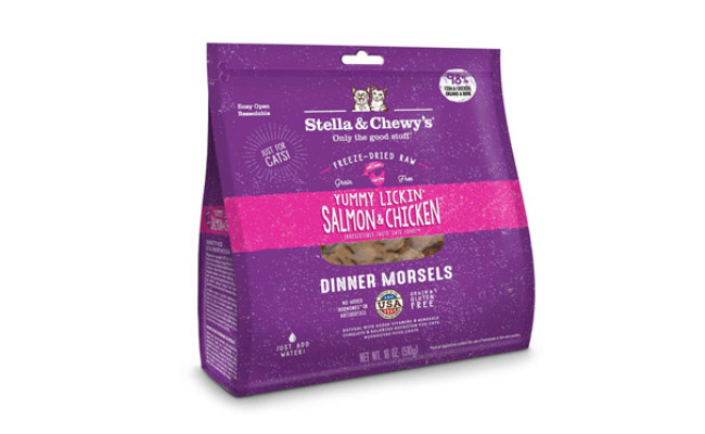 Stella & Chewy's Freeze Dried Cat Food