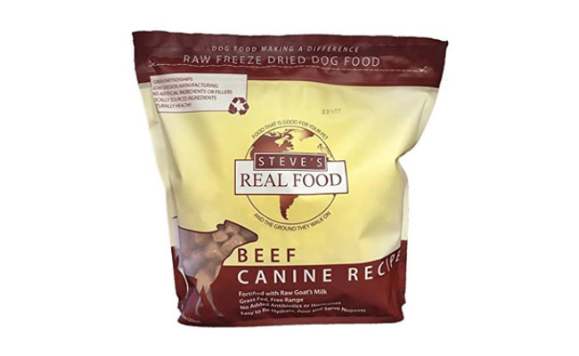 Steve's Real Food Freeze-Dried Raw Cat Food