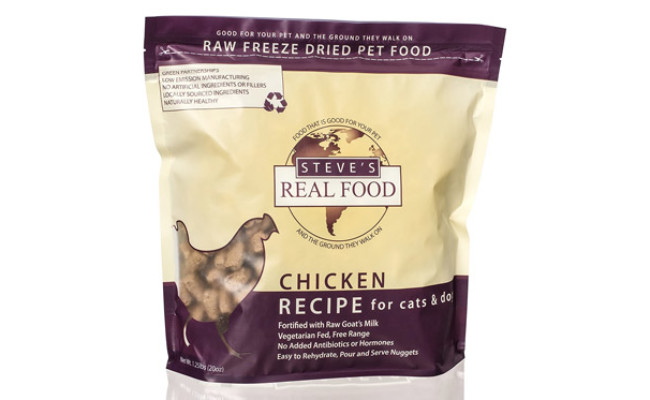 Steve's Real Food Freeze-Dried Raw Nuggets