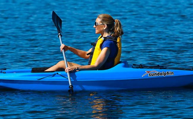 Sun Dolphin Bali Kayak For Dogs