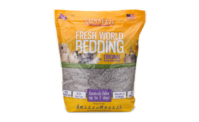 Sunseed Small Rat Cage Bedding