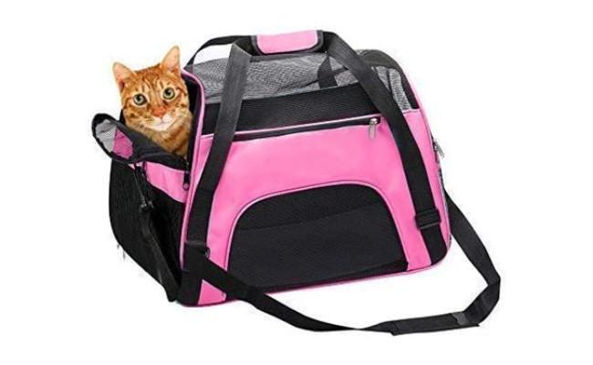 TIYOLAT Pet Carrier Bag