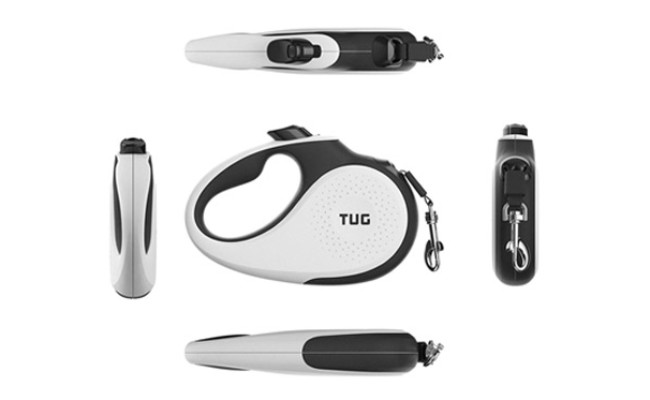 TUG Patented Retractable Dog Leash